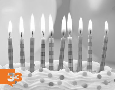 33Floors is excited to be celebrating our fifth anniversary this week!